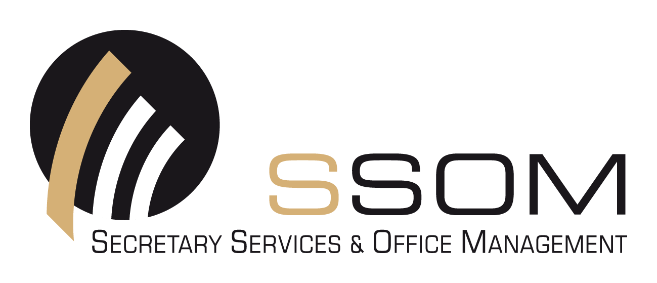 SSOM Secretary Services & Office Management