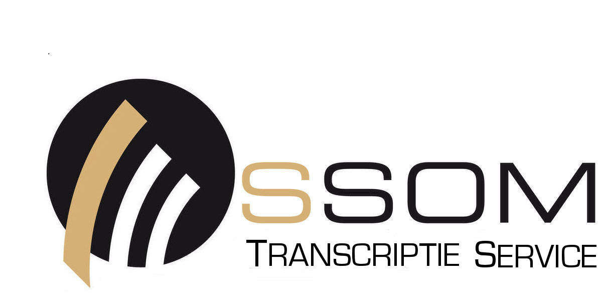 SSOM Transcriptie Service
